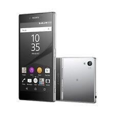 NEW Sony Xperia Z5 Premium E6883 Dual 32GB Chrome Internationl Model No Warranty