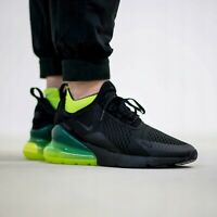 Nike Air Max 270 Herren Herrenschuhe Sneaker 90-97 Turnschuhe  AH8050 011  TOP