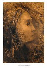 Odilon Redon le printemps poster immagine stampa d'arte 100x70cm