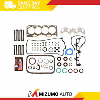Full Gasket Set Head Bolts Fit 95-98 Toyota Paseo 1.5L DOHC 5EFE