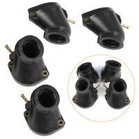 Carb Carburetor Intake Manifold Boots For Yamaha XVZ 1300 Royal Star 1996-2001