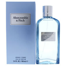 ABERCROMBIE & FITCH FIRST INSTINCT BLUE FOR HER 100ML EDP BRAND NEW & SEALED