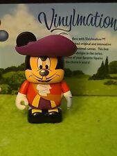 "Disney Vinylmation 3"" Park Set 1 Mickey Mouse as Captain Hook Evil 13"