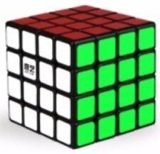 QiYi QiYuan 4x4 Magic Rubik's Speed Cube Black