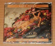 Katy Perry Unconditionally German Ltd 2 Trks CD Single RARE Sealed