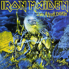 Live After Death [Enhanced] by Iron Maiden (CD, Sep-1998, 2 Discs, EMI)