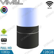 Home Security Camera Wireless Motion Activated LED Lamp WIFI