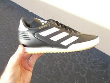 ADIDAS COPA SUPER  BLACK INDOOR SOCCER SHOES SIZE 9 MENS NEW IN BOX  DB1881