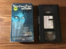 They Came From Within - Rare* - (VHS,1975)