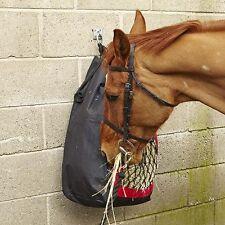 Elico Deluxe Haybag - Horse Feeding Travel Hay Bag - Reduces Waste