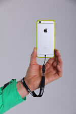 Protection Case with Neck/Hand Strap iPhone6/6S snowbumper driver13 Trans Yellow