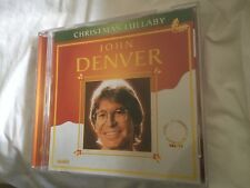 JOHN DENVER - CHRISTMAS LULLABY - CD - VGC