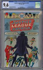 Justice League of America #123 CGC 9.6 NM+ Wp 1st Earth Prime DC Comics 1975 JLA