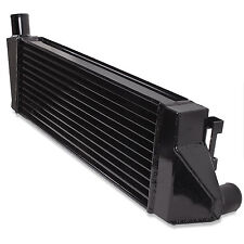 BLACK ALLOY FRONT MOUNT INTERCOOLER FMIC KIT FOR RENAULT MEGANE R26 2.0 225 230