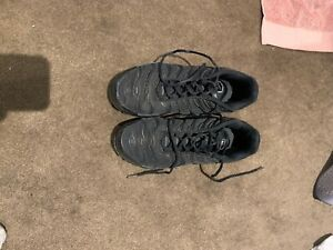 NIKE AIR MAX PLUS TRIPLE BLACK US 11