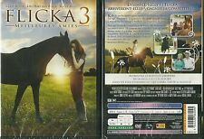 DVD - FLICKA 3 avec LISA HARTMAN / CHEVAL EQUITATION / NEUF EMBALLE NEW & SEALED