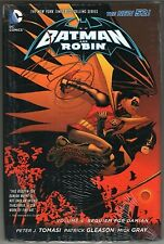 Batman & Robin Volume 4 HC Requiem for Damian DC Comics NEW / SEALED!