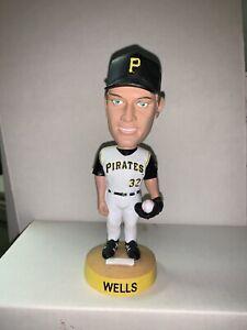 Kip Wells Pittsburgh Pirates Bobblehead White Sox Rangers Cardinals Nationals