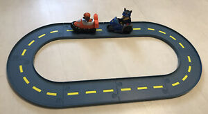 Paw Patrol Track -  8 Pieces - Sold As Spares  To Add On - Zuma Chase Pups Toys