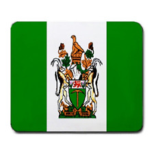 RHODESIA FLAG RHODESIAN COUNTRY FLAG LARGE MOUSEPAD **SUPERB ITEM**