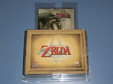 Zelda Twilight Princess B.S.O Master Sword & Hylian Shield Replicas New Sealed