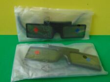 Lot of 2 New Samsung 3D Active Glasses SSG-4100GB