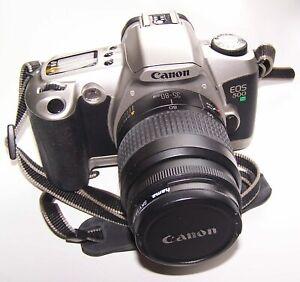 Canon EOS 500N mit EF 35-80mm Objektiv