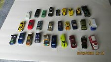 Vintage Die Cast Cars-Trucks-Hot Wheels-Maisto-Matchbox-Mi sc-Lot of 28-Parts