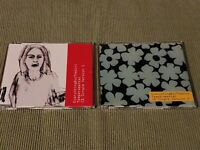 EVERYTHING BUT THE GIRL TEMPERAMENTAL PT. 1 & PT. 2 IMPORT REMIX LOT
