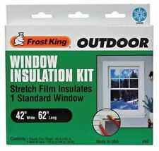Window Kit, Outdoor, 42 x 62 In