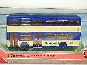 Exclusive First Editions Leyland Titan Double Decker Bus (Bexleybus)