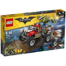LEGO Batman Movie 70907 Killer Croc Tail-Gator - Brand New