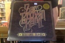 Zac Brown Band Welcome Home LP sealed vinyl + download