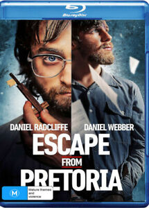 ESCAPE FROM PRETORIA (2019) [NEW BLURAY]