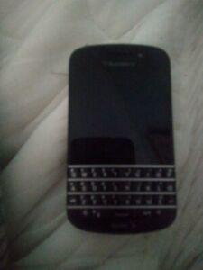 BlackBerry Q10 - 16GB - Black (Sprint) Smartphone