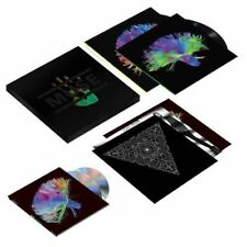 MUSE - The 2 Law (CAJA) ( CD+ DVD+2lp + LIBRO + estampados) NUEVO CD