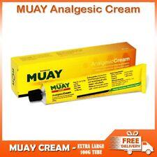Namman Muay Thai Analgesic Cream Bruising Muscular Pain Relief EXTRA LARGE TUBE