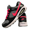 Nike Air Max ST Women's Girls Shoes Size Uk 5 Black Pink Sports Trainers EUR 38