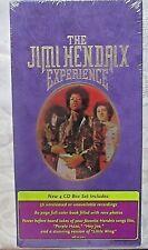 New The Jimi Hendrix Experience 4 CD Long Box Set From 2000 MCA Sealed Rare