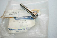 nos Yamaha motorcycle steering flange bolt 1977 xs-2 95823-08050