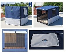 "*FACTORY SECONDS CLEARANCE* 48"" WATERPROOF CRATE COVER TO SUIT OUR 122CM CRATES"