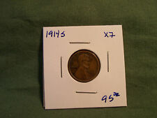 1914S XF Lincoln Cent, 1914 S see our store,