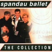 SPANDAU BALLET - COLLECTION NEW CD