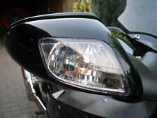 Klarglas weisse klare Front Blinker Honda CBR1100 CBR 1100 XX clear signals SC35