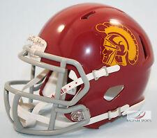 USC TROJANS - Riddell Speed Mini Helmet