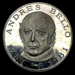 1981 - VENEZUELA 100 BOLIVARES (27 GRAM) .835 Silver Coin  Y#57