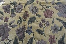Reutmeister Heavy Chenille with figured flower design - RRP £150 per metre