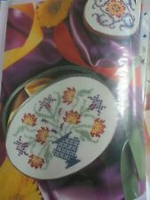 'Indian Summer' cross stitch chart(only)