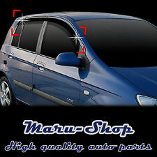 Smoke Door Window Vent Visor Deflector for 02~11 Hyundai Getz/Click 5DR