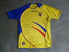 Ecuador National Team Soccer Jersey Men Size L Marathon 2006 Excellent Condition